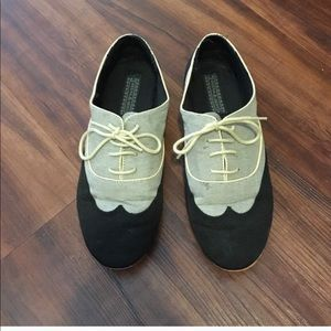 Deena and Ozzy oxfords